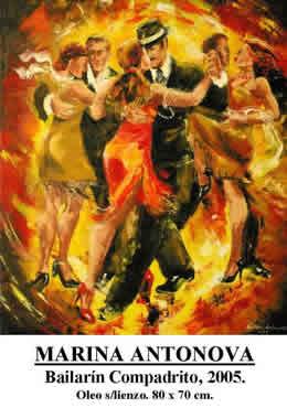 Maula   -    Tango  --- A. Mondino y V. Soliño